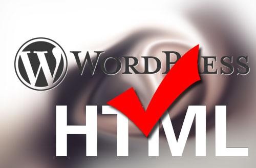 如何禁用WordPress自动过滤HTML标签